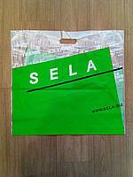 """Пакет  полиэтиленовый """"SELA"""" 45х50 см"""