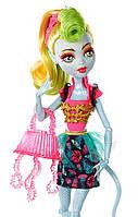 Кукла Монстер Хай Лагунафаер из серии Слияние монстров, Monster High Freaky Fusion Lagoonafire