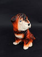 Садовая фигура Собака шарпей