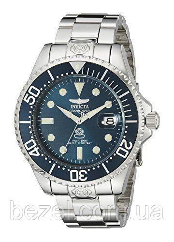 Мужские часы Invicta Grand Diver 18160 Инвикта водонепроницаемые часы с автозаводом