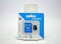Карта памяти Micro SD 8 Gb CL4 NX