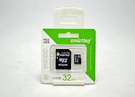 Карта памяти Micro SD 32 Gb 10 класс PM