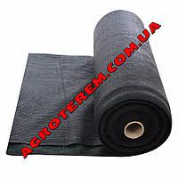 Сетка затеняющая,теневка (60%) 6х50 черная, фото 1