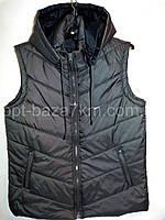 Мужская жилетка на синтепоне (54-58,батал) — купить по низкой цене оптом от производителя в одессе 7км , фото 1