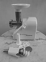 Электромясорубка Помощница-34 с соковыжималкой и реверсом, фото 1