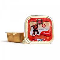 Паштет Milario Beef для собак с говядиной, 300 г