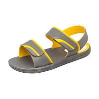 Детская пляжная обувь Calypso 0151-003 чер/жел