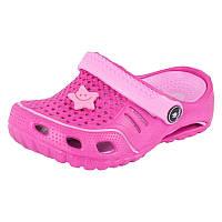 Детская пляжная обувь Calypso 7364-002 роз
