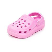 Детская пляжная обувь шалунишка 8062 роз