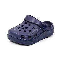 Детская пляжная обувь шалунишка 8062 син