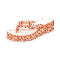 Детская пляжная обувь Bitis 14948 ор/бел