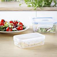 Емкость вакуумная Food box Plast Team 300 мл