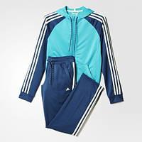 Женский спортивный костюм adidas New Young (АРТИКУЛ:AJ5969)
