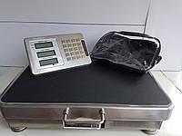 Беспроводные электронные торговые весы до 300 кг с Wifi, платформенные, промышленые весы