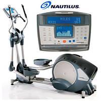 Эллиптический тренажер NAUTILUS® Elliptical E916