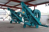 Очиститель вороха,зерна ОВС(ОВУ)-25