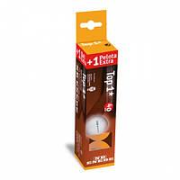 Набор мячей для настольного тенниса Enebe 3 and 1 BALLS NB TOP 1* Orange 40MM