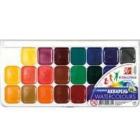Краски акварельные медовые «Классика» 19С1294-08 Луч, 24 цвета