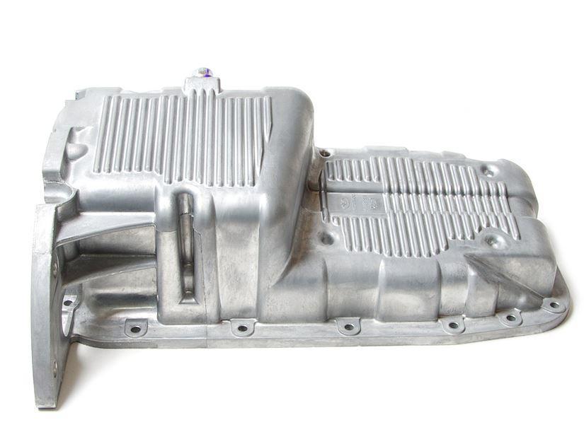 Поддон двигателя Ланос, Авео, Нубира, Лачетти,1.4-1.6, 96481581 (алюминиевый)