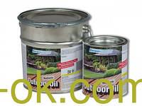 Berger Outdoor Oil Бергер масло для террас и наружных работ бесцветное, 3л
