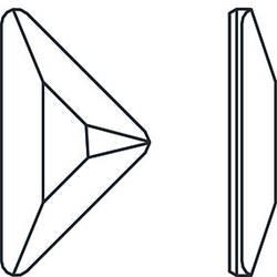 2740 Triangle Gamma Flat Back