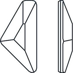 2738 Triangle Alpha Flat Back
