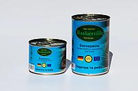 Консервы Baskerville для кошек индейка и рыба, 400 г