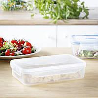 Емкость вакуумная Food box Plast Team 900 мл