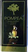 Оливковое масло Pompea Extra Vergine di Oliva, 5 л (Италия)