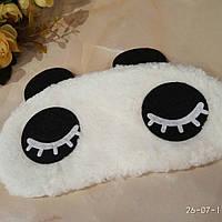 Маска для сна Панда