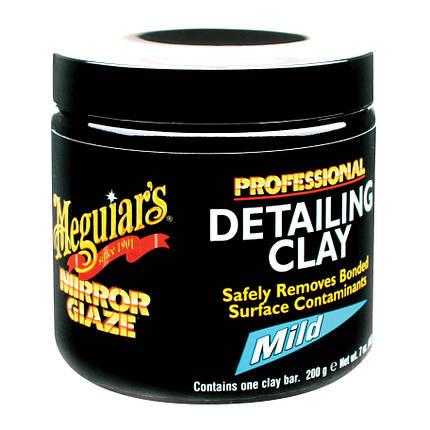 Детейлинг глина мягкая - Meguiar's Detailing Clay Mild 200 г. (C2000), фото 2