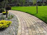 Бордюр пластмасовий тротуарний h 4,5 см (1000 мм), фото 7