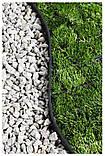 Бордюр пластмасовий тротуарний h 4,5 см (1000 мм), фото 9