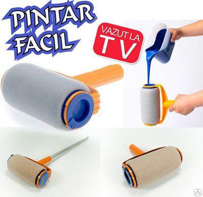 Валик для покраски Pintar Facil FD - Оптом 24 в Одессе