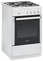 Кухонная плита GORENJE G 51100 AW, газова