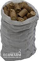 Топливные брикеты Nestro из Соломы в п/п мешке по 45 кг за 1 тонну