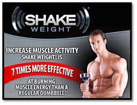Shake Weight CX-M