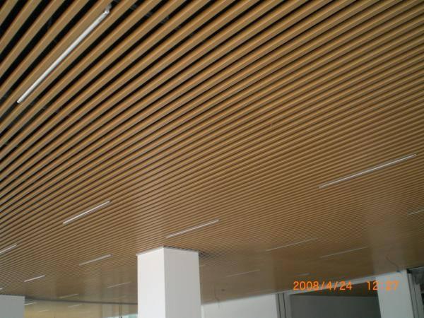 Кубообразный потолок, фото 2