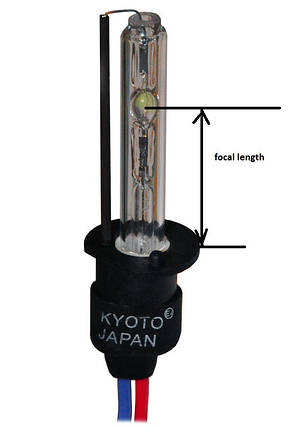 Лампы Ксенон Kyoto Japan 12V 35Вт с керамическим цоколем H1, H3, H4, H7, H11, H27, HB3(9005), HB4(9006), фото 2