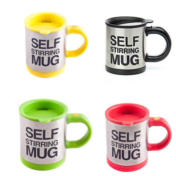 Кружка мешалка Self Stirring mug FD - Оптом 24 в Одессе