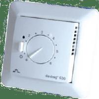 Механический терморегултор DEVIREG 530