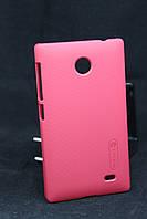 Чехол Nillkin для Nokia X Dual sim RM-980 - минимальный заказ 3 шт!
