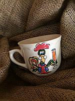 Чашка Одесса 220 мл Петушки в ассортименте