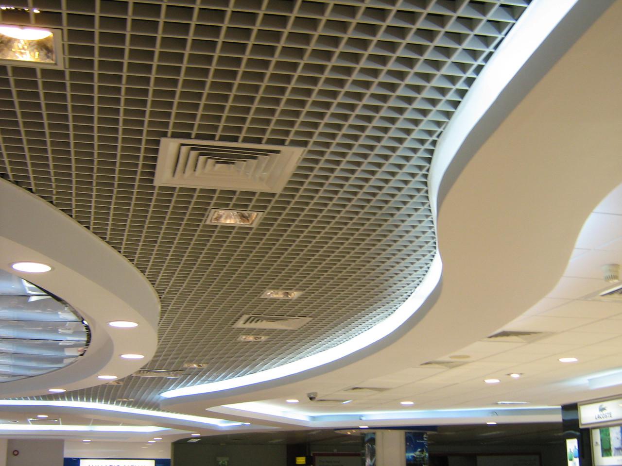 Монтаж підвісних стель від 100м2