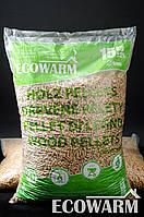 Пеллеты из сосны Classic Soft 6 mm в п/э  по 15 кг за 1 тонну