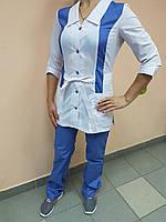 Брючный костюм Изабелла, размер 38(евро), 44(укр)