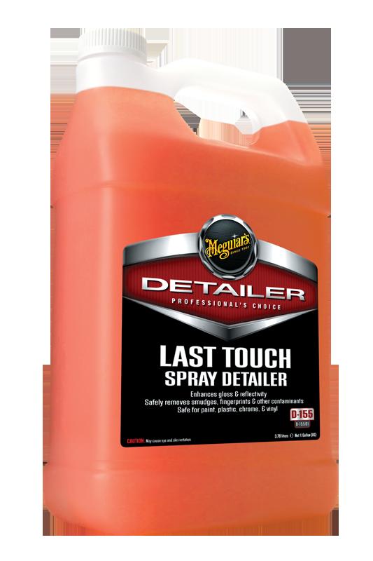 Детейлинг спрей для ухода за поверхностью - Meguiar's Detailer Last Touch Spray 3,78 л. (D15501)