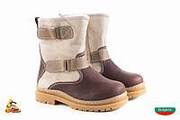 Bulgaria Коричневый Children boots