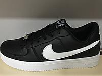 Кроссовки Nike Air Force черные