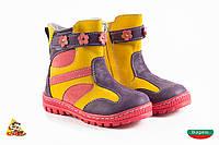Bulgaria Радужная весна Baby boots